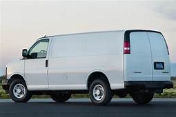 2015 Chevrolet Express 2500 New Car Review  Autotrader