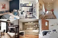ein kleines schlafzimmer platzsparend und stilvoll