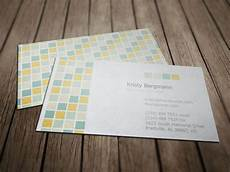 4 up business card template four tiles service business card business card templates
