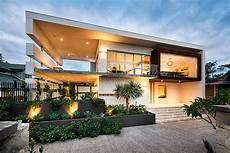 Traumhaus Modern Innen - modern rectangular house impresses with a splendid