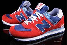 new balance 574 royal blue quot yacht club quot sole collector