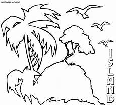Malvorlagen Urlaub Island Island Coloring Pages Coloring Pages To And Print