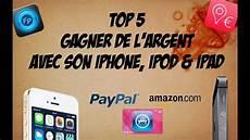 Top 5 Des Meilleures Applications Pour Gagner De L Argent