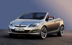 2013 Opel Astra Cabrio