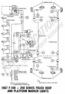 1967 f100 wiring diagram ford truck technical drawings and schematics section h wiring diagrams