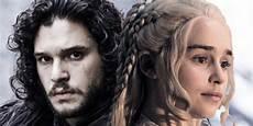 How Are Of Thrones Jon Snow And Daenerys Targaryen