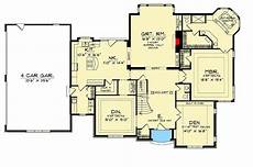 4 bdrm house plans lavish four bedroom home plan 89596ah architectural
