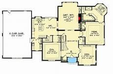 4 bdrm house plans lavish four bedroom home plan 89596ah architectural