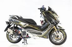 Nmax Modifikasi by Ini Dia Modifikasi Yamaha Nmax Paling Keren Di Surabaya