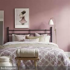 farben schlafzimmer wände wandfarbe und bettw 228 sche in rosa garten wandfarbe