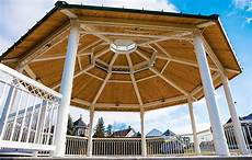 octagon roof commercial octagon steel shelter apc shelters