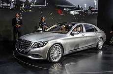7 Things The 2016 Mercedes Maybach S600 Has Motor Trend Wot