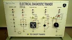 5 circuit electrical diagnostic trainer preview united concept trainers youtube