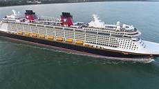 disney dream cruise ship drone disney cruise line dji phantom 4 4k youtube