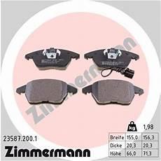 zimmermann bremsscheiben bel 196 ge vorne hinten audi a3