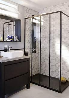 paroi de sur mesure lapeyre 4 cloisons de fa 231 on verri 232 re styles de bain