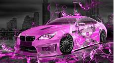 Bmw Sports Car Wallpaper With Purple Background Designs by Bmw M6 Hamann Tuning 3d Anime Aerography Car