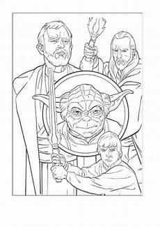 Ausmalbilder Erwachsene Wars Anakin Skywalker 15 Wars Malbuch Malvorlagen Und