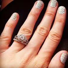 new wedding halo e ring with wrap enhancer