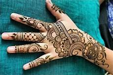Menakjubkan 30 Gambar Henna Simple Dan Mudah