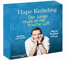 der junge muss an die frische luft hape kerkeling der junge muss an die frische luft 8 audio cds h 246 rbuch kaufen