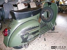 1968 vespa sprint 150cc dull olive special