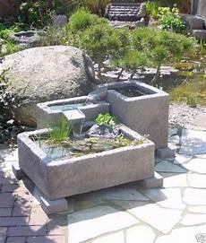 springbrunnen aus stein gartenbrunnen brunnen springbrunnen wasserspiel