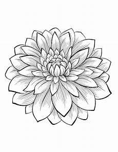 flowers to print flowers coloring pages