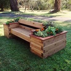 Deko Ideen Selbermachen Gartendeko Gartenbank