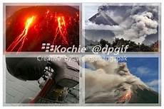 Gambar Foto Gunung Kelud Dp Bbm Hujan Abu Vulkanik