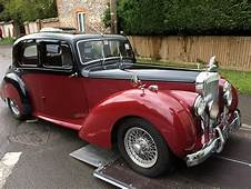 1953 Alvis Tc21 100 For Sale  Classic Cars UK