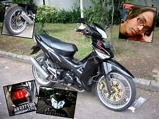 Modifikasi Supra X 125 R by Modifikasi Supra X 125 R Road Race Thecitycyclist
