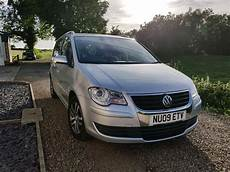 7 Seater Vw Touran 2 0 Tdi 2009 Reduced For Sale