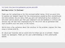 formal letter apologize for late reply