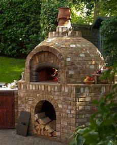 Wood Fired Pizza Oven Oliver Brick Oven Outdoor
