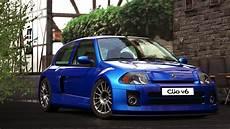 Renault Clio Sport V6 2000 2000 renault clio sport v6 gran turismo 5 by