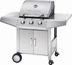 edelstahl grill gas grillwagen gas grill profi cook pc gg1057 edelstahl kaufen
