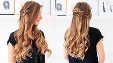 bohemian hairstyle luxy hair youtube