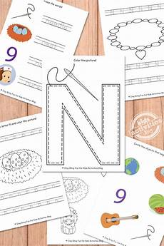 letter n activities worksheets 24142 letter n worksheets free printable