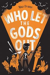 Image result for who let the gods out?