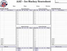 printable hockey score sheets download in pdf