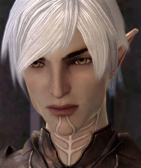 Dragon Age Fenris Fan Art
