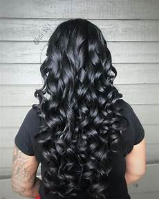 Wand Curl Hairstyles