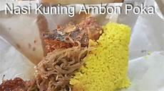 Gambar Nasi Kuning Ambon Surabaya Gambar Hitam Hd