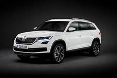 New 2017 Skoda Kodiaq Suv Official Images Carbuyer