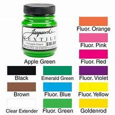 shop jacquard textile color fabric paint 2 25oz free