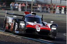 Toyota Finally At The 24 Hours Of Le Mans 2018