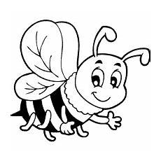 humble bumble bee 187 coloring pages 187 surfnetkids