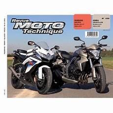Revue Moto Technique N 176 159 Honda Cb 1 000r Et Suzuki