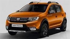 Dacia Sandero 2019 by Release 2019 Dacia Sandero Stepway Specs